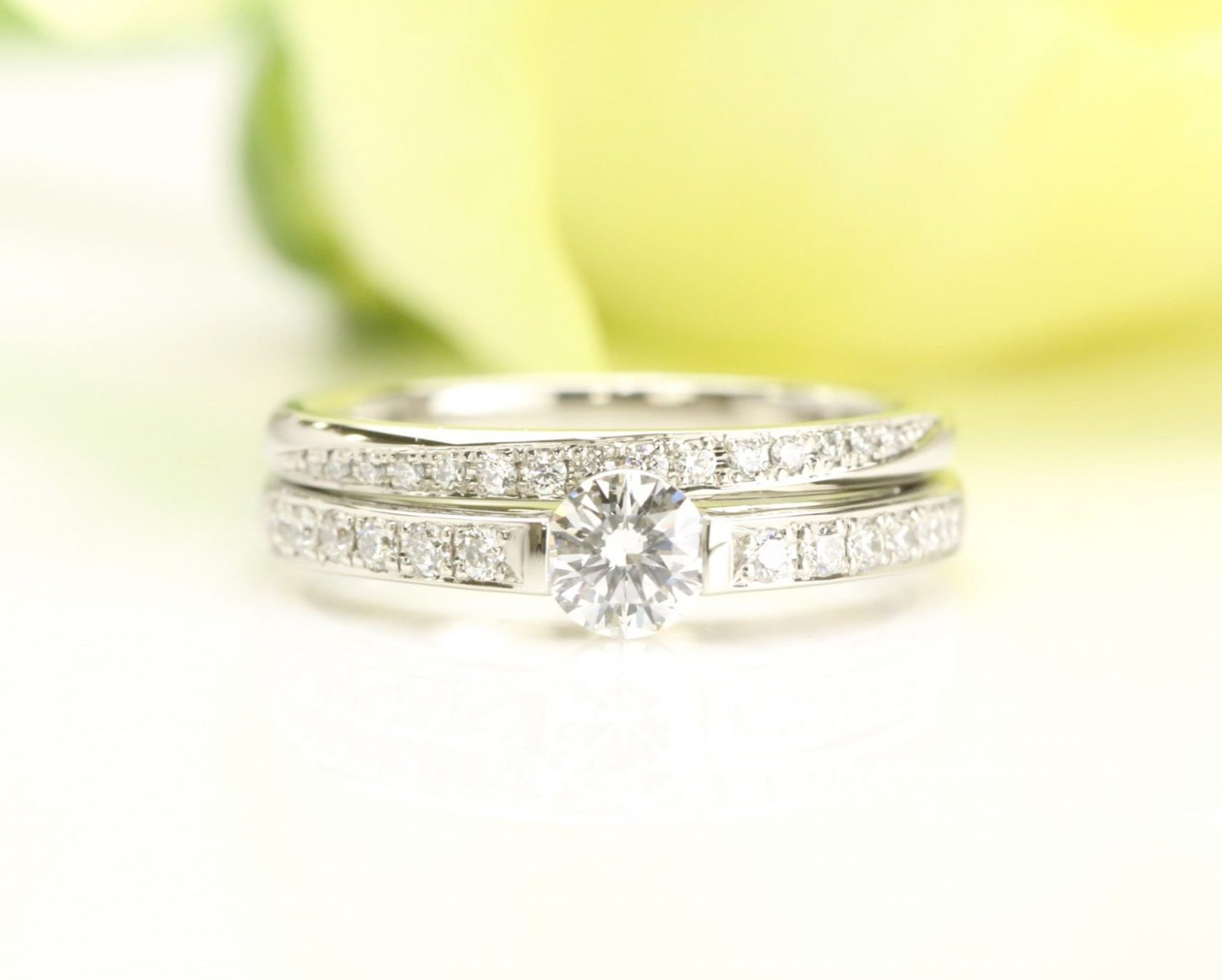 MARRIAGE RING & ENGAGEMENT RING3
