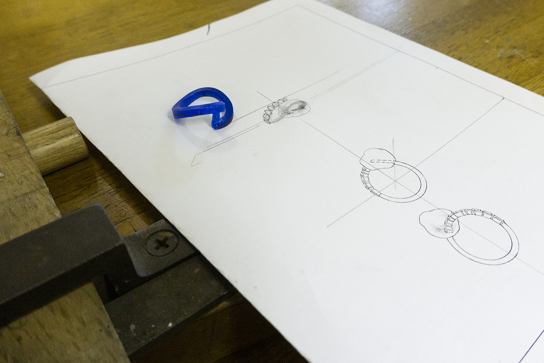 リング原型用ワックス